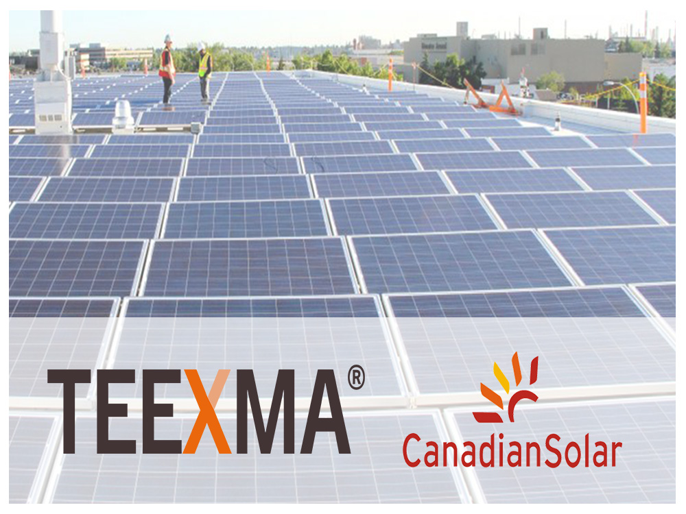 Canadian Solar Project Extension