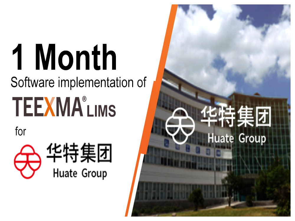 1 Month LIMS Implementation for Huate